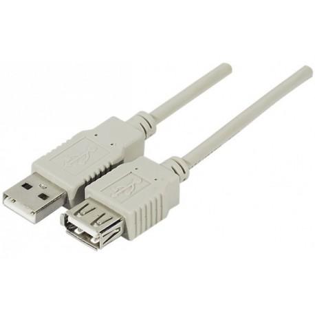 Rallonge USB 2.0 M/F