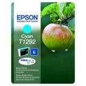 Epson Cyan T1292 Pomme