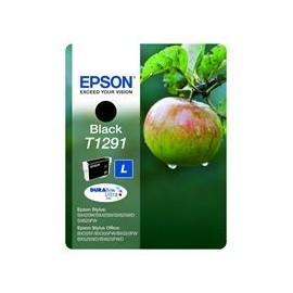 Epson Noir T1291 Pomme