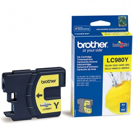 Brother LC980 Couleur