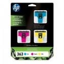 HP 363 3 Couleurs