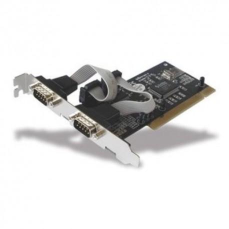 CARTE PCI 2 PORTS SERIE SR232