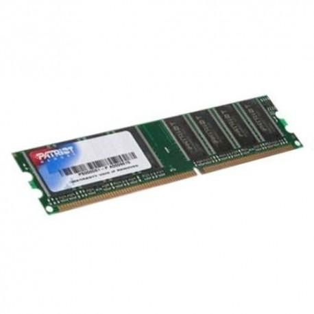 Mémoire DDR 400 Mhz 1 Go Patriot PC3200