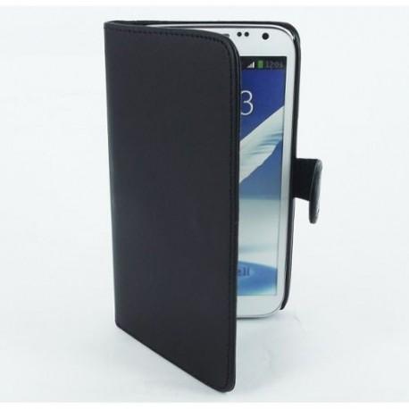 Housse Etui Coque + 3 Films Pour Samsung Galaxy Note 2 N7100