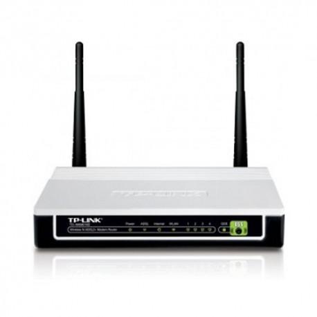 TP-Link Modem-Routeur Wifi 300 Mbps ADSL2+