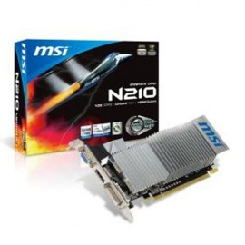 Carte graphique MSI N210 MD1GD3H/LP