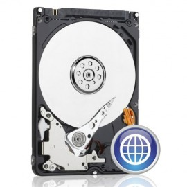 "Disque dur interne 2.5"" WD Blue 1To 1000Go SATA3 16Mo Cache 5400rpm"