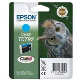 Epson Cyan T0792 Chouette