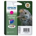 Epson Magenta T0793 Chouette