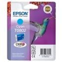 Epson Cyan T0802 Colibri