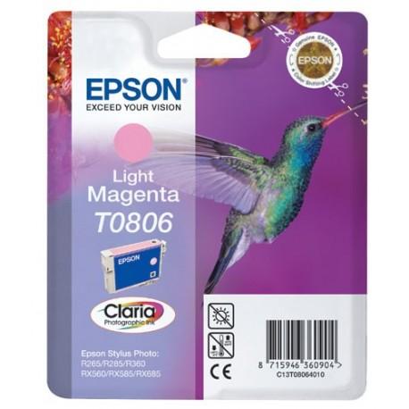 Epson Light Magenta T0806 Colibri