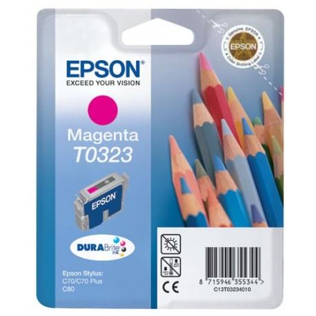 Epson Magenta T0323 Crayons