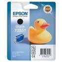 Epson Noir T0551 Canard