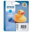 Epson Cyan T0552 Canard