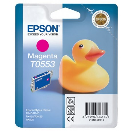 Epson Magenta T0553 Canard