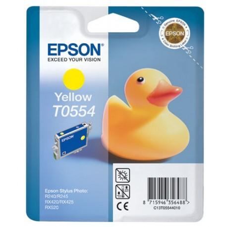 Epson Jaune T0554 Canard