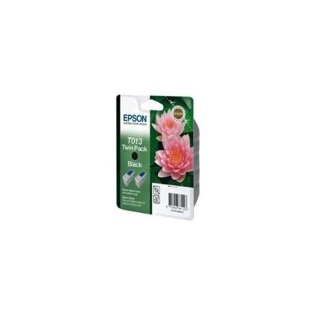 Epson Noir T013 Twin Pack Fleur